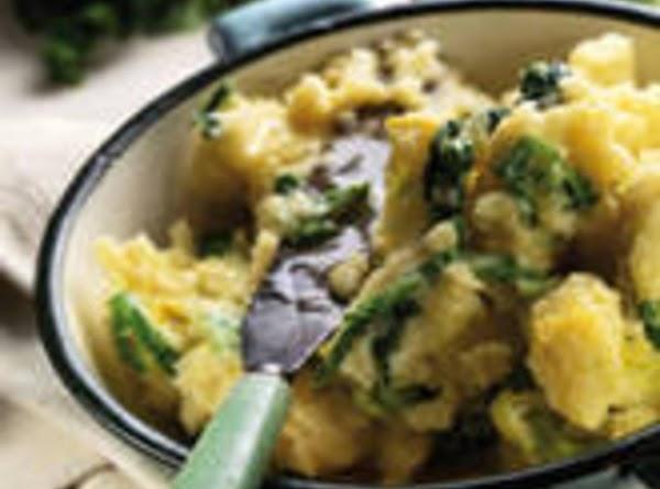 Colcannon (potato) Recipe
