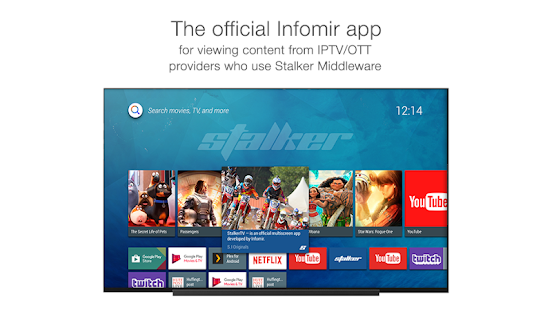 StalkerTV for Android TV - Apps on Google Play