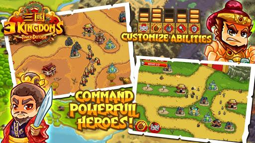 Three Kingdom TD Defense: Han Dynasty Civil War 1.30 androidappsheaven.com 2