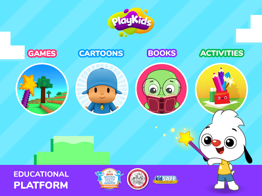 PlayKids - Educational cartoons and games for kids screenshot 6