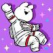 すこぶる動くウサギのスペースウォーク - Androidアプリ