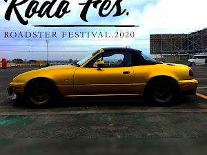 ロードスター NA8C s-special Hー8年式のカスタム事例画像 markunさんの2020年02月16日12:53の投稿