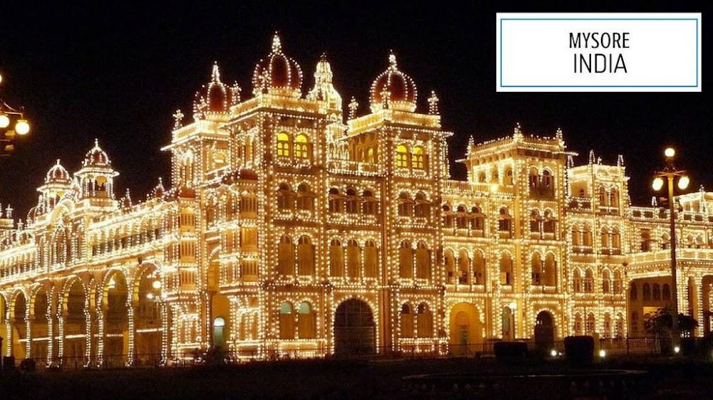 mysore palace india_image