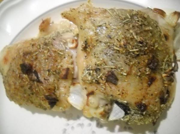 Bistro Style Rosmary Chicken Recipe