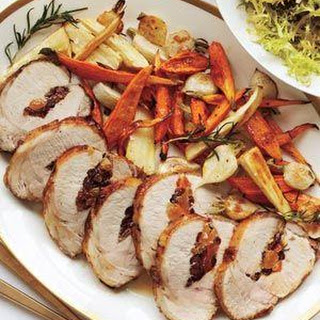 Pork Loin With Turnips Recipes