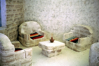 Photo: Salar de Uyuni, hotel z soli / The hotel made of salt