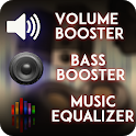 Music Equalizer - Volume Booster - Bass Booster icon
