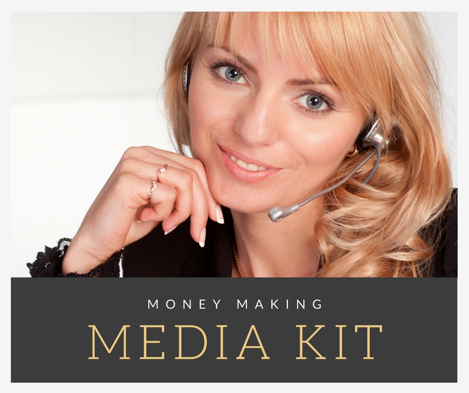 Money Making Media Kit
