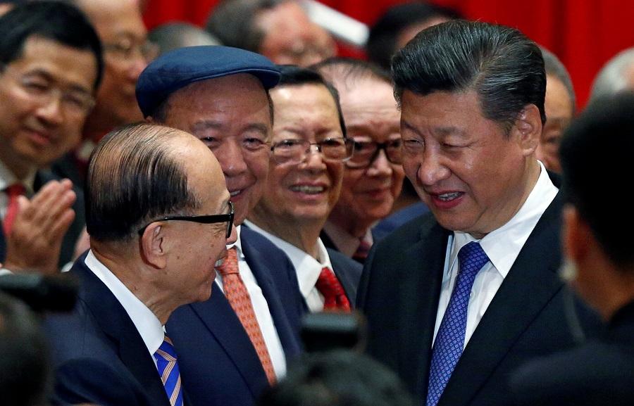 Beijing blameer Hongkong se miljardêrs vir toenemende ongelykheid
