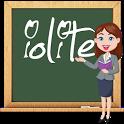 Iolite School ERP Teacher End icon