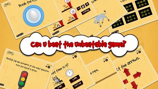 The Unbeatable Game - IQ: Tricky Test 1.12 screenshots 11