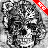 Cool Skull Tattoo Ideas