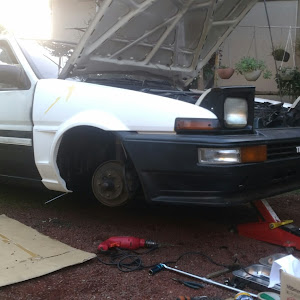 スプリンタートレノ AE86 のカスタム事例画像 やっすーさんの2019年11月05日23:00の投稿