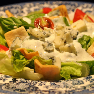 Betsy's No Garlic Gorgonzola (Blue Cheese) Dressing