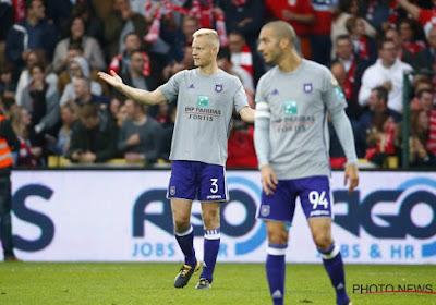 Anderlecht-Courtrai 2-2