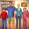 Virtual Family Dad Life- Happy Family Simulator 3D icon