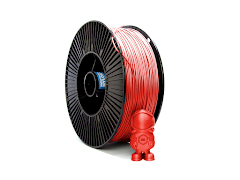 Red NylonG Glass Fiber Filament - 1.75mm (3kg)