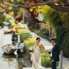 Wedding photographer Anastasiia Ahafonova (Nens). Photo of 22.08.2017