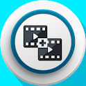 Video Merge : Easy Video Merger & Video Joiner icon