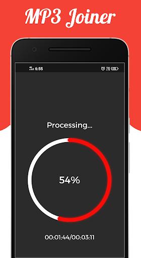 MP3 Merger : Audio Joiner screenshots 3
