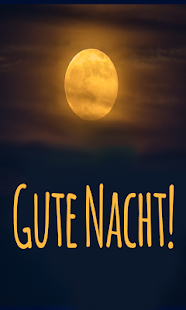 картинки gute nacht