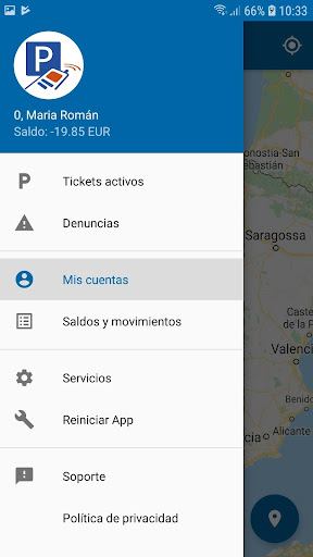 PRESTO-PARKING screenshot 6