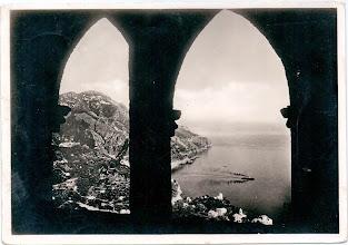 Photo: Ravello - panorama dall'albergo Caruso Belvedere *  Ediz. Cicalese Carlo - Ravello