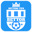 Soccer Betting Tips Bettor365 icon