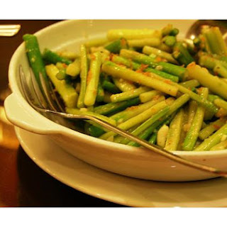 Chinese-Style Asparagus