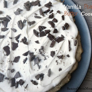Vanilla Peanut Butter Cookie.