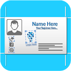 Visiting Card Maker Free icon