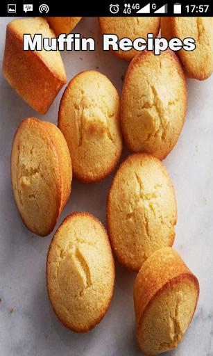 Muffin Quick Recipes screenshot