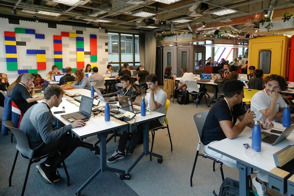 Atividades do programa Startup Zone