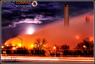 Photo: Bitter cold temperatures create massive clouds of steam as the stiff winds blow it from the Martin Drake Power Plant in Colorado Springs, Colo., on Wednesday evening Jan. 19, 2011.