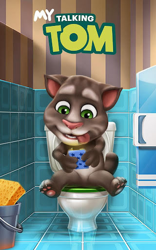 My Talking Tom screenshot