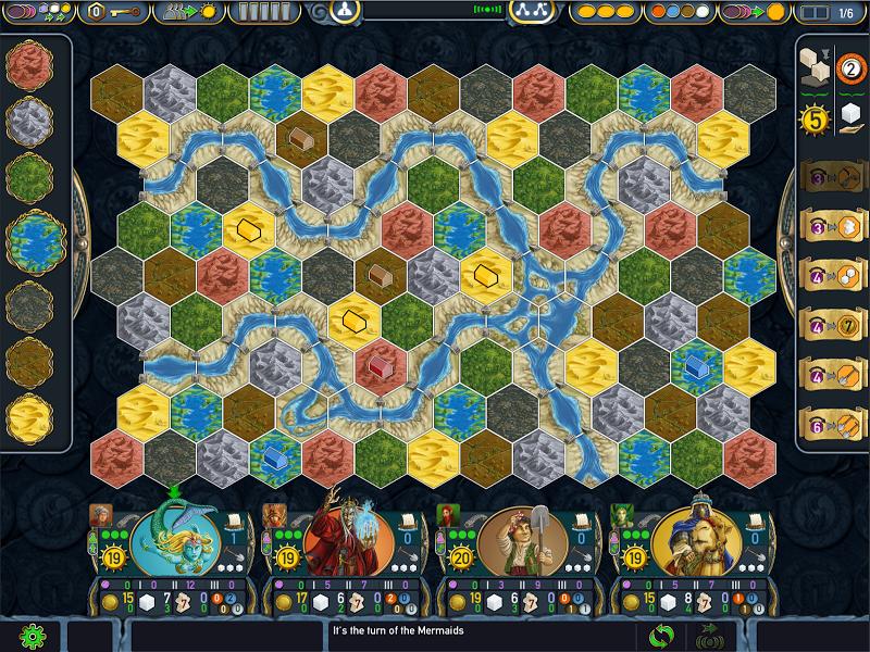 Terra Mystica Screenshot 8