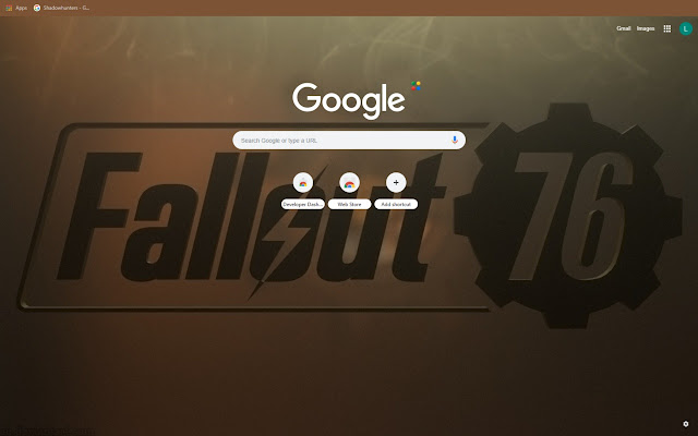 Fallout 76 Theme