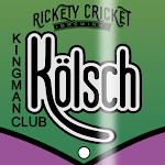 Rickety Cricket Brewing Kingman Club Kolsch