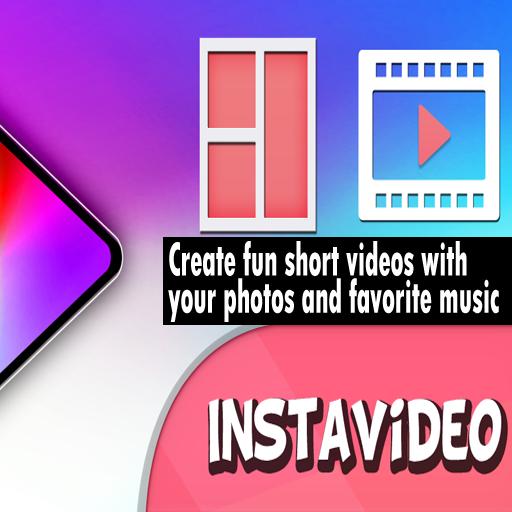 Insta Video Collage 攝影 App LOGO-硬是要APP