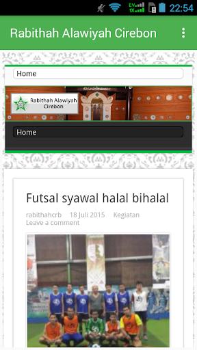 Rabithah Alawiyah Cirebon