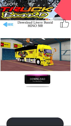 Mod Truck Bussid Full Strobo ss3
