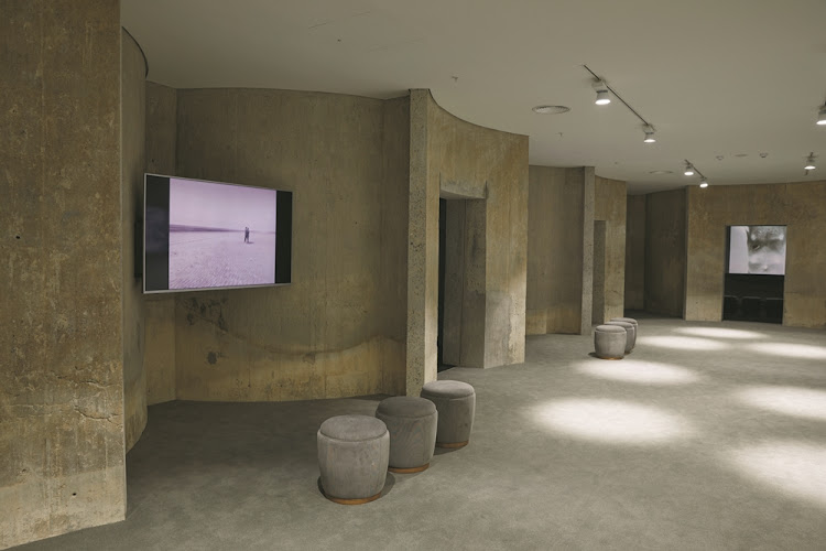 Centre for the moving image at Zeitz Mocaa.