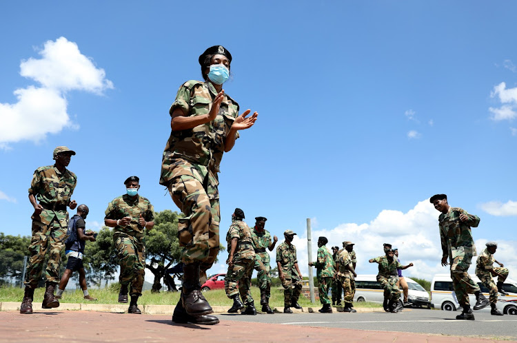 Members of the MKMVA are expected to stand guard at the home from Sunday, according to the organisation's spokesperson Carl Niehaus.