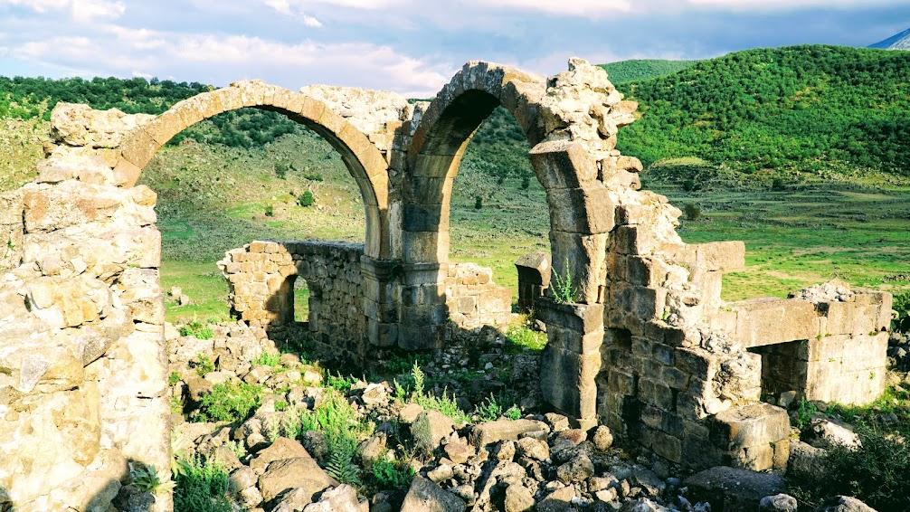 Nora Antik Kenti ile ilgili görsel sonucu