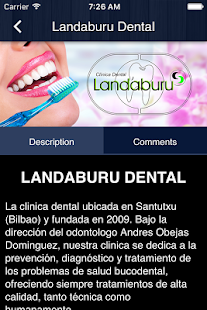 LANDABURU DENTAL- screenshot thumbnail