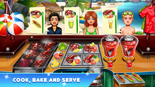 Cooking Fest : The Best Restaurant & Cooking Games 4