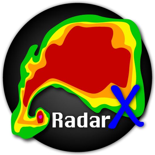 RadarX - NEXRAD/TDWR(U.S. - South Korea) App