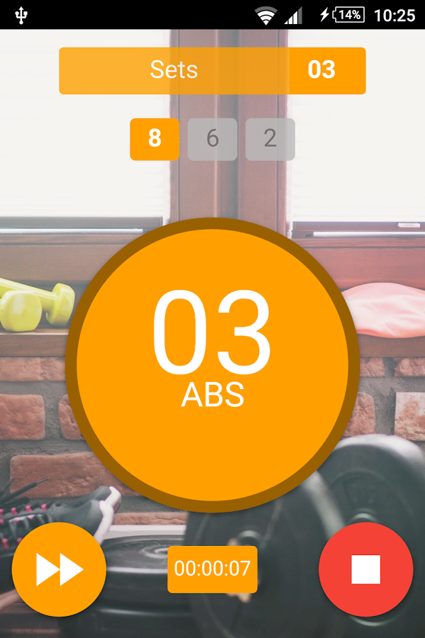 Bodytastic:Ab Workout Six Pack- screenshot