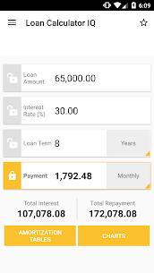 Loan Calculator IQ – Latest MOD APK 1
