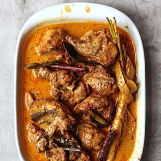 Padang-Style Chicken Curry (Gulai Ayam).